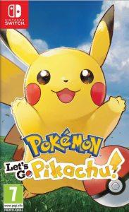 Nintendo Pokеmon Lets Go, Pikachu!