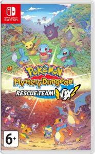 Nintendo Pokemon Mystery Dungeon: Rescue Team DX