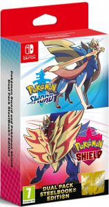 Nintendo Pokemon Sword and Pokemon Shield Dual Pack