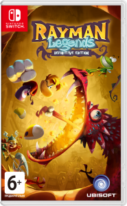 Nintendo Rayman Legends: Definitive Edition