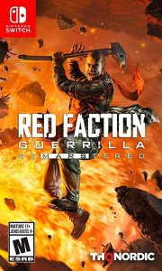 Nintendo Red Faction Guerrilla: Re-Mars-tered Edition