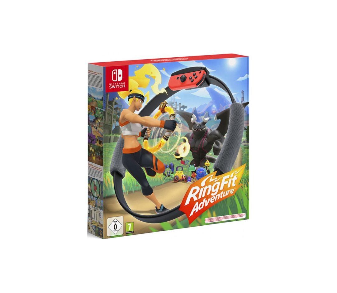 Nintendo Ring Fit Adventure Nintendo