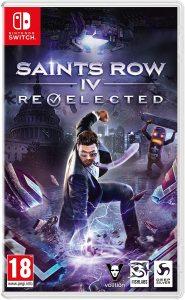 Nintendo Saints Row IV: Re-Elected