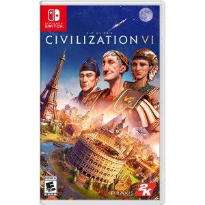Nintendo Sid Meier's Civilization VI