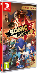 Nintendo Sonic Forces