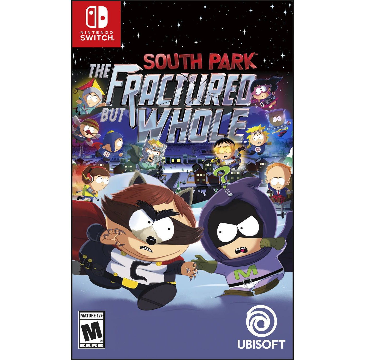 Nintendo South Park: The Fractured But Whole Nintendo