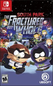 Nintendo South Park: The Fractured But Whole