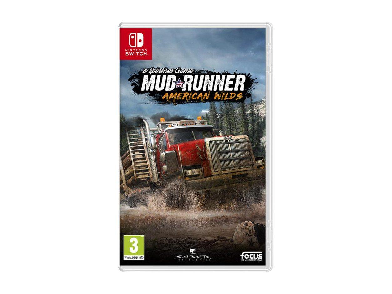 Nintendo Spintires: MudRunner - American Wilds Nintendo