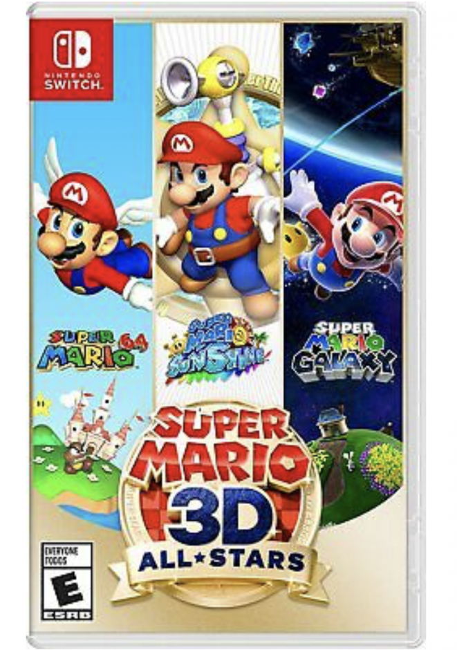 Nintendo Super Mario 3D All-Stars Nintendo
