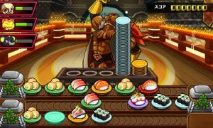 Nintendo Sushi Striker. The Way of Sushido Nintendo