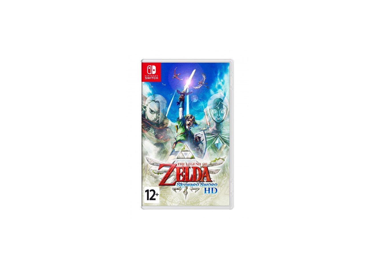 Nintendo The Legend of Zelda: Skyward Sword HD Nintendo