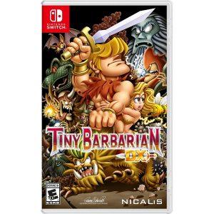 Nintendo Tiny Barbarian Dx