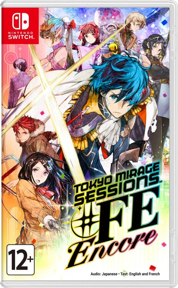 Nintendo Tokyo Mirage Sessions FE Encore Nintendo