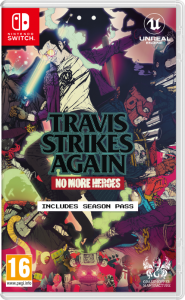 Nintendo Travis Strikes Again. No More Heroes