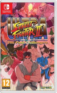 Nintendo Ultra Street Fighter II: The Final Challengers