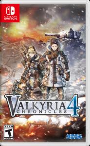 Nintendo Valkyria Chronicles 4