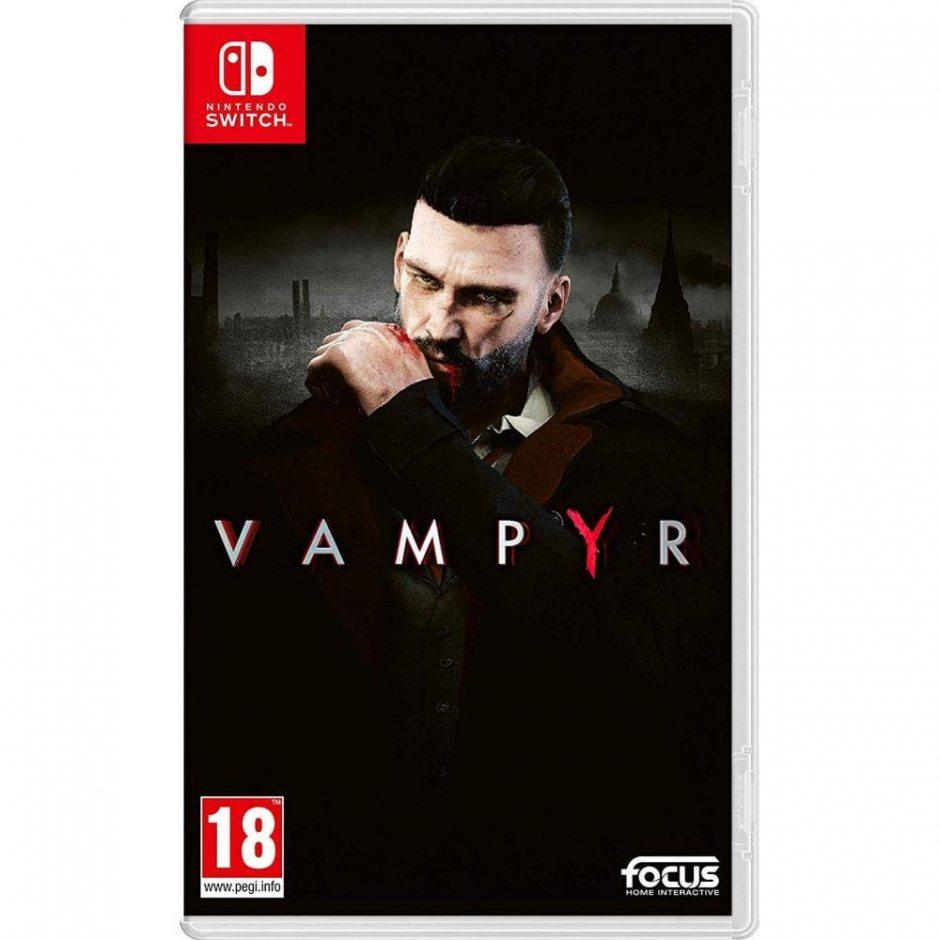 Nintendo Vampyr Nintendo