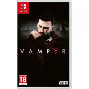 Nintendo Vampyr