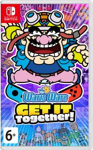 Nintendo WarioWare: Get It Together!
