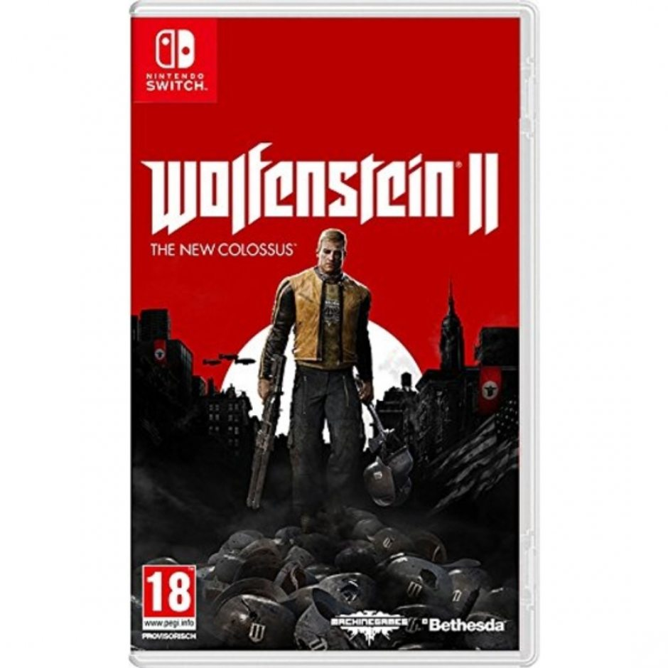 Nintendo Wolfenstein 2. The New Colossus Nintendo