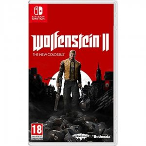 Nintendo Wolfenstein 2. The New Colossus
