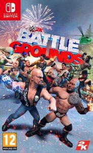 Nintendo WWE 2K Battlegrounds