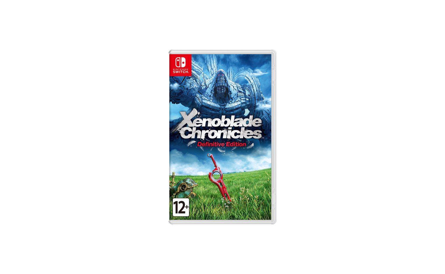 Nintendo Xenoblade Chronicles: Definitive Edition Nintendo