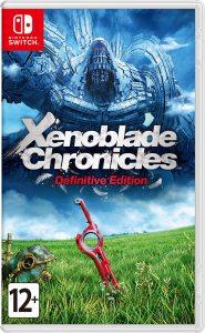 Nintendo Xenoblade Chronicles: Definitive Edition