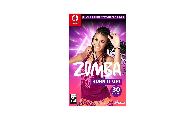 Nintendo ZUMBA BURN IT UP Nintendo