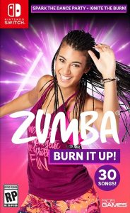 Nintendo ZUMBA BURN IT UP