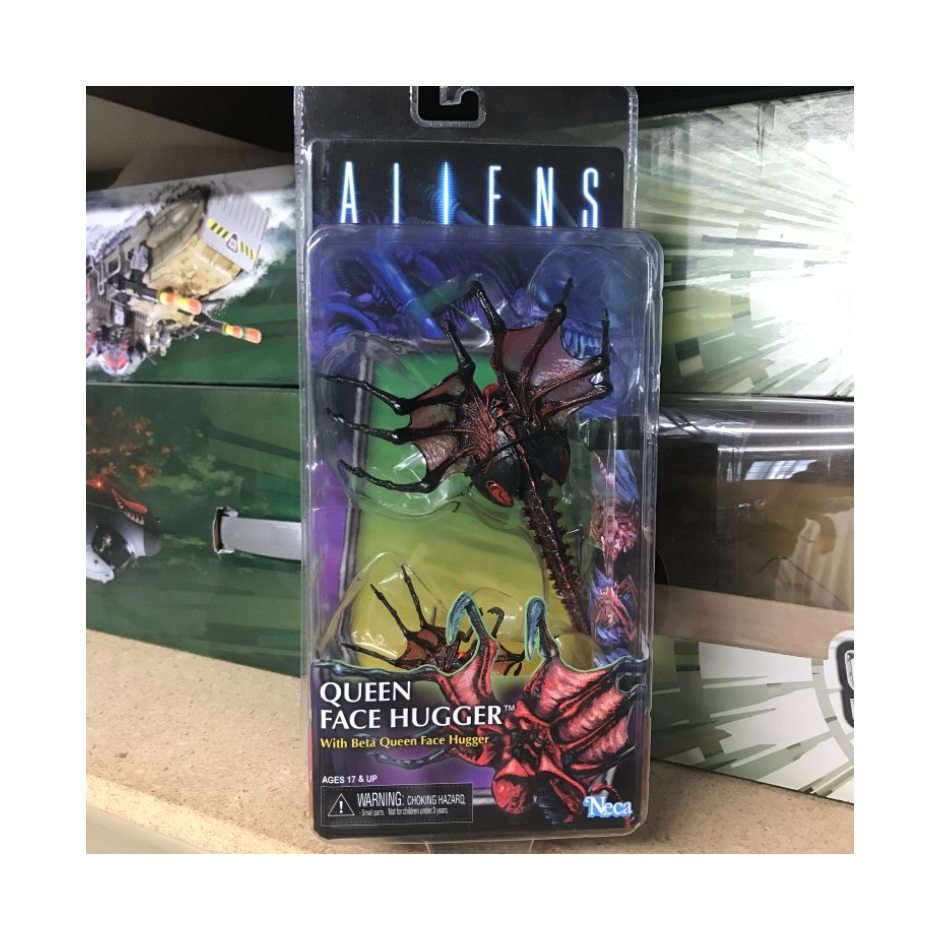 Alien Queen Facehugger