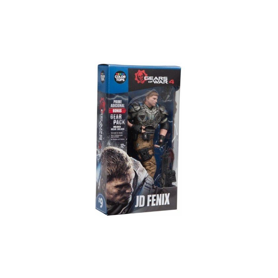 Gears Of War 4. JD Fenix 17 см