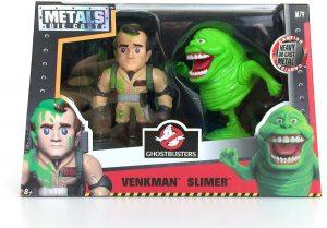 Metal die cast Venkman Slimer
