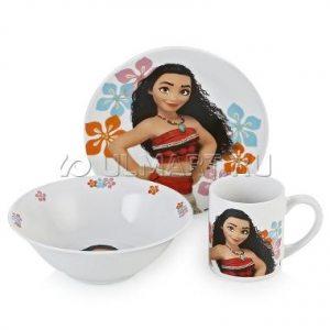 Набор керамической посуды Moana