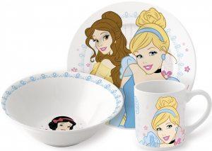 Набор керамической посуды Princess