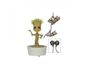 Набор фигурок Guardians Of The Galaxy. We Are Groot. Gift Set. Limited Edition
