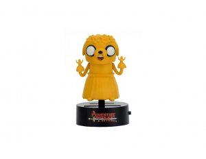 Фигурка на солнечной батарее Adventure Time Jake 15 см