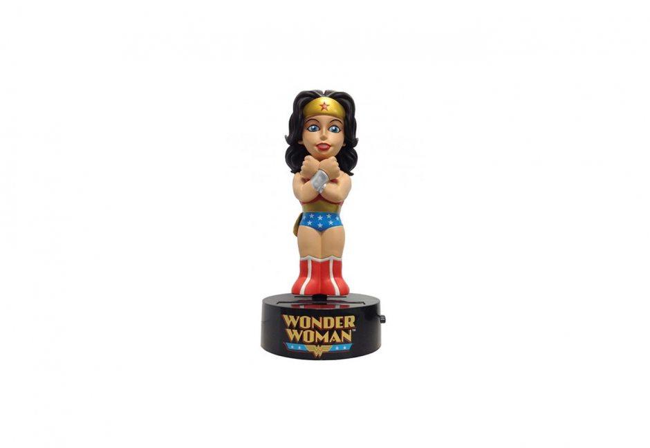 Фигурка на солнечной батарее DC Comics: Classic Wonder Woman 15 см