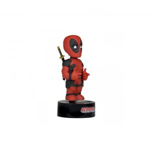 Фигурка на солнечной батарее Marvel Deadpool 15 см