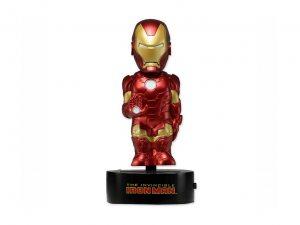 Фигурка на солнечной батарее Marvel Iron Man 15 см