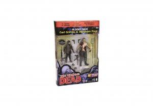 Набор фигурок Walking Dead. Carl and Abraham. 2 в 1 17 см