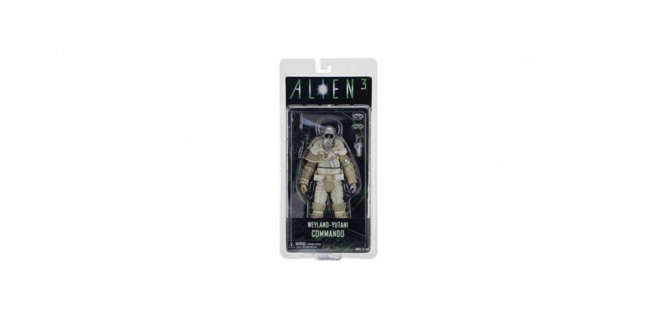 Aliens Series 8. Weyland Yutani Commando 17 см