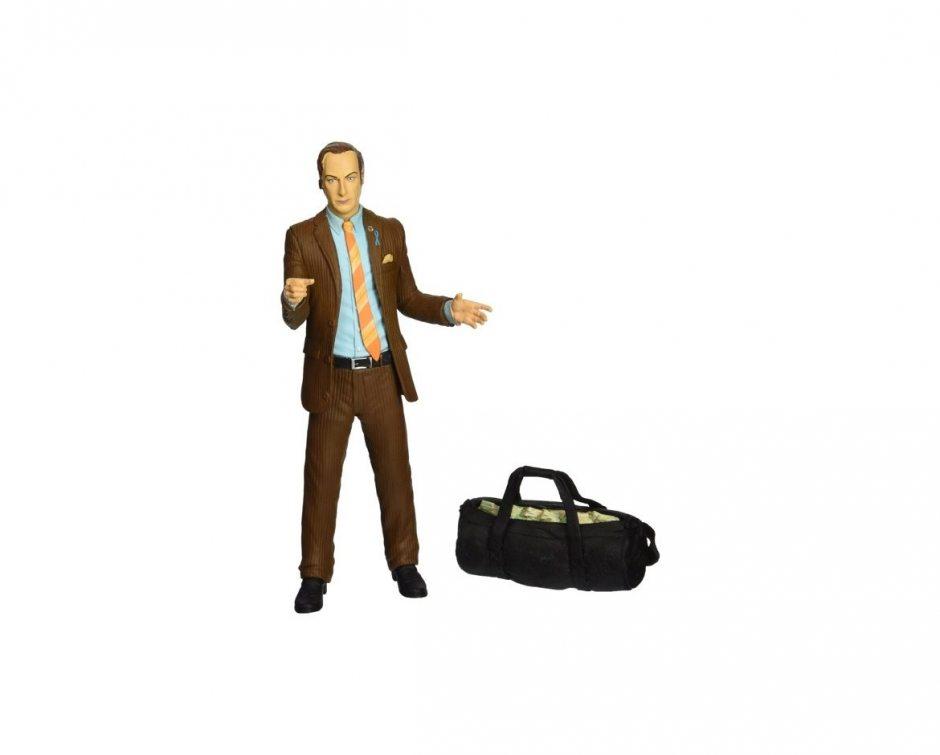 Breaking Bad. Saul Goodman. Brown Suit 16 см