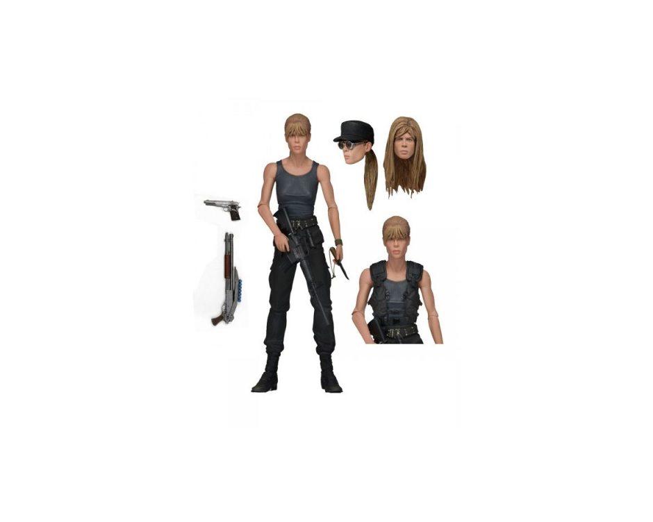 Terminator 2 Ultimate Sarah Connor 17 см
