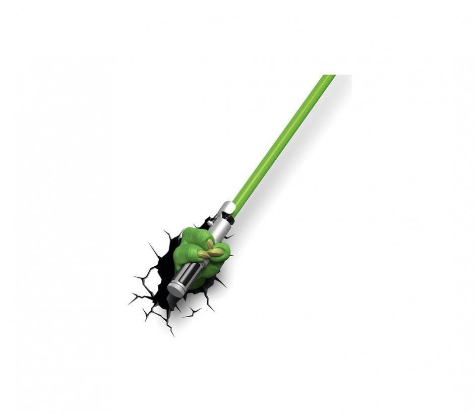 Star Wars Yoda Lightsaber