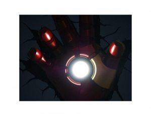 Classic Iron Man Hand