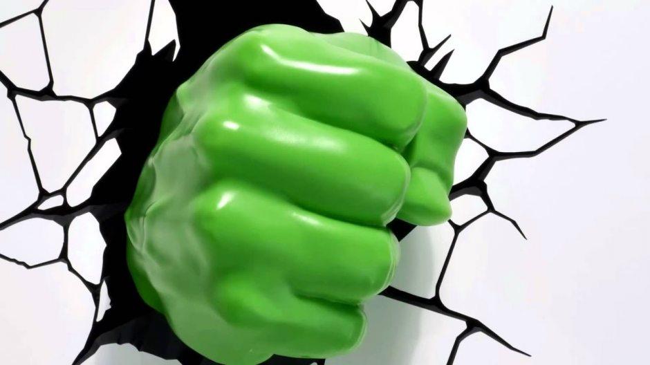 Hulk right fist
