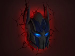 Optimus Prime Mask
