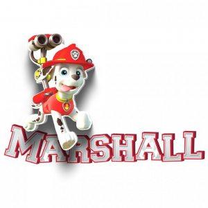 Paw Patrol Marshall Mini