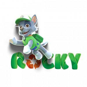 Paw Patrol Rocky Mini